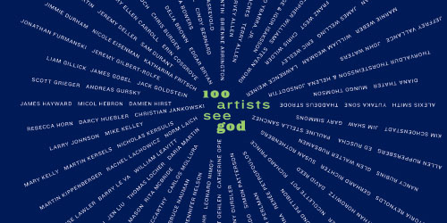 100 Artists See God, Contemporary Jewish Museum, Exhibition Announcement