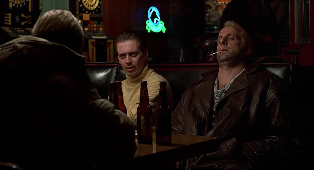 Fargo, 1996 Joel and Ethan Coen, film still