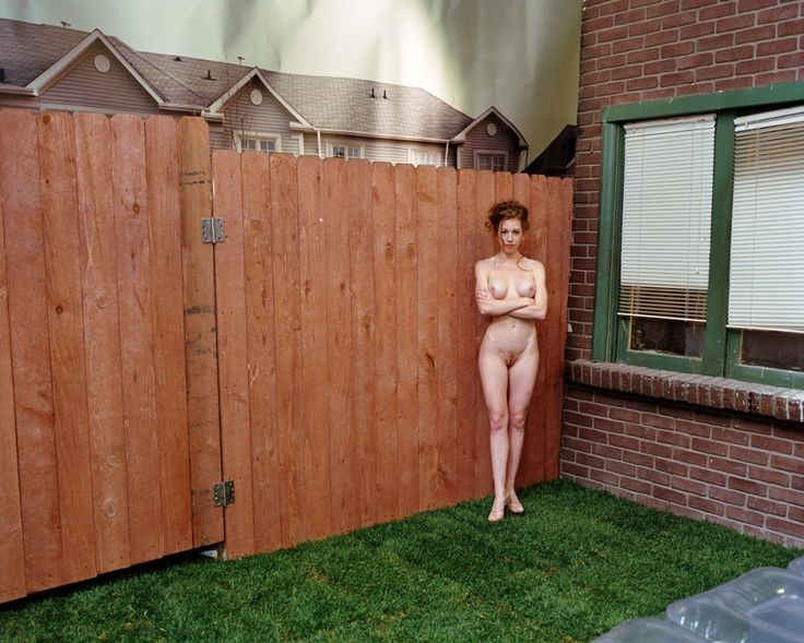 Larry Sultan, Backyard West Valley Studio, from The Valley, 2002