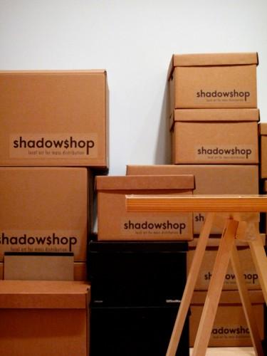 Shadow Shop, Stephanie Syjuco, SFMoMA, 2011