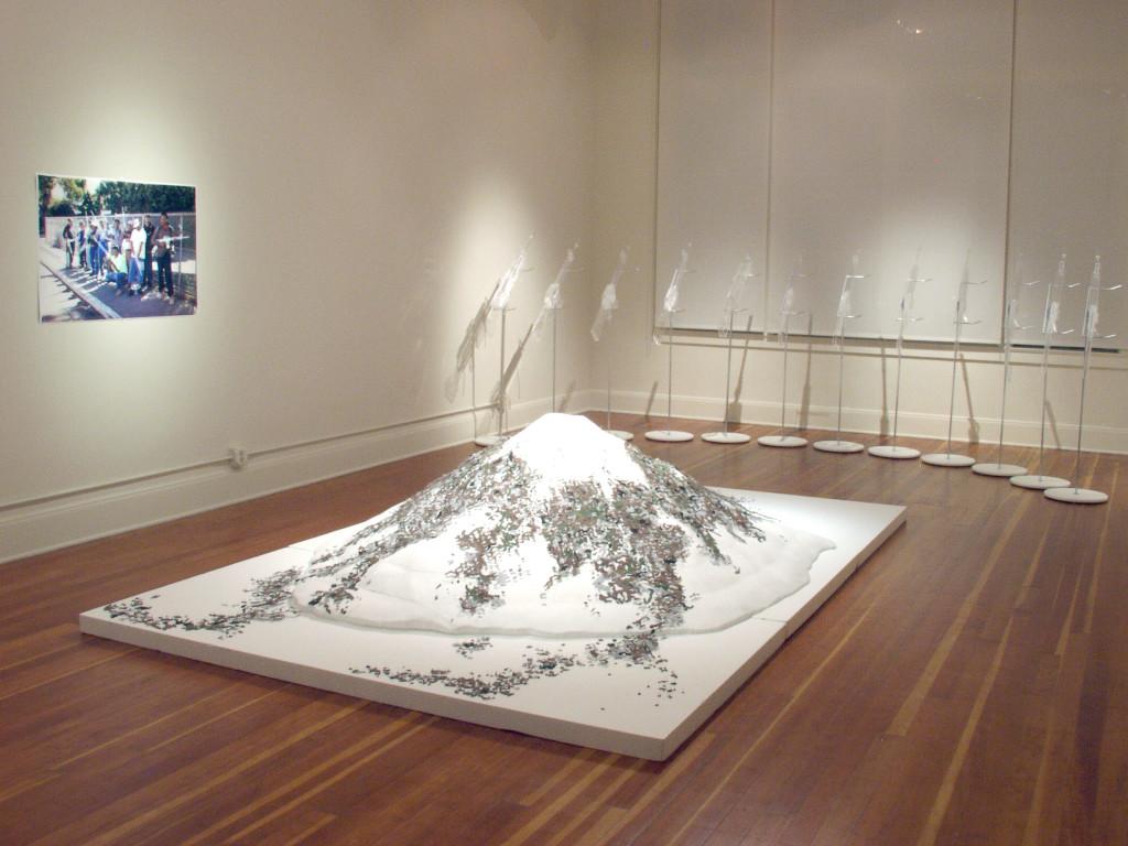 Happy Pack, Taro Hattori and Mayumi Hamanaka, installation view